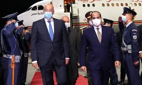 Στην Ελλάδα ο Αμπντέλ Φατάχ αλ Σίσι - Το πρόγραμμα του προέδρου της Αιγύπτου