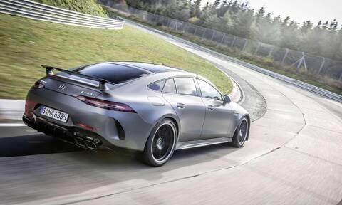 Η Mercedes επιστρέφει στον θρόνο της στο Nürburgring