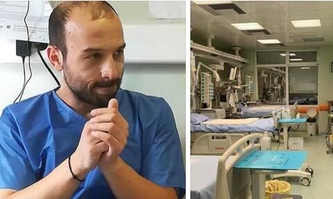 Κορονοϊός - Θεσσαλονίκη: Γέμισαν οι ΜΕΘ στο Παπανικολάου – Το μήνυμα γιατρού που συγκλονίζει