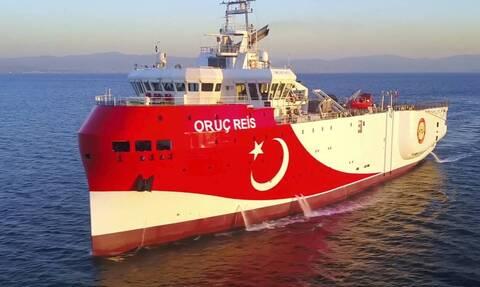 Oruc Reis: Νέα τουρκική NAVTEX για το τουρκικό ερευνητικό