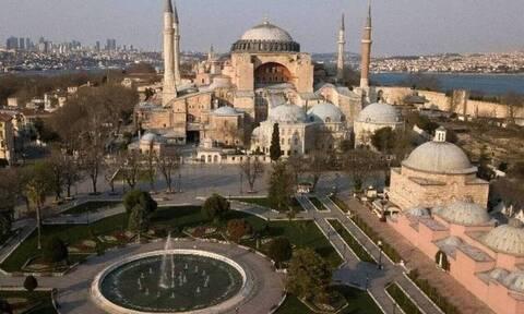 Αγία Σοφία: Χριστιανοί πηγαίνουν στα δικαστήρια τον Ερντογάν για την μετατροπή της σε τζαμί