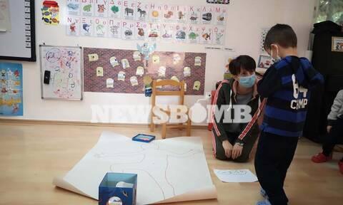 Ρεπορτάζ Newsbomb.gr: Ανοιχτοί ή κλειστοί οι παιδικοί σταθμοί και τα δημοτικά;