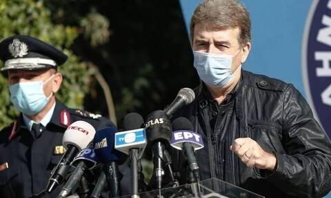 Lockdown - Χρυσοχοΐδης: Έκκληση στους Θεσσαλονικείς να αποφεύγουν τις άσκοπες μετακινήσεις