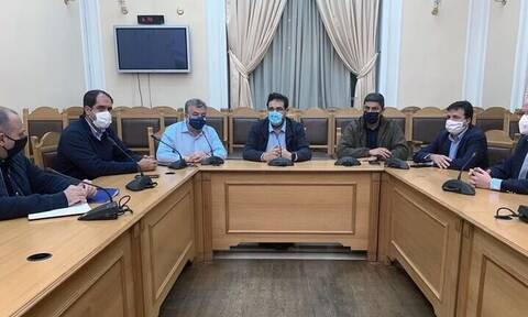 Κακοκαιρία Κρήτη: Άμεση πρώτη αποζημίωση 600 ευρώ στους πληγέντες
