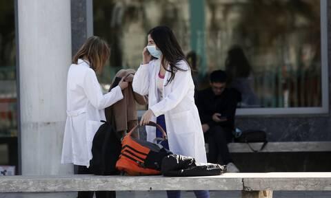 Παγώνη στο Newsbomb.gr: Κρίσιμη η κατάσταση στη Θεσσαλονίκη - Θα νοσήσει νοσηλευτικό προσωπικό