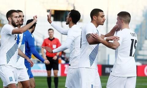 Εθνική ομάδα: Φιλική νίκη με νέα πρόσωπα και... υποσχέσεις (videos)