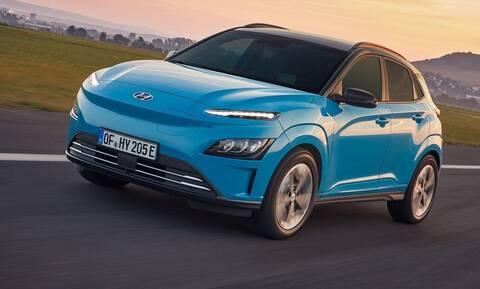 Αυτό είναι το ανανεωμένο Hyundai Kona Electric