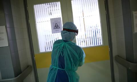 Κορονοϊός: Εικόνες Ιταλίας στη Θεσσαλονίκη - Κέντρο νοσηλείας Covid-19 το Βελλίδειο