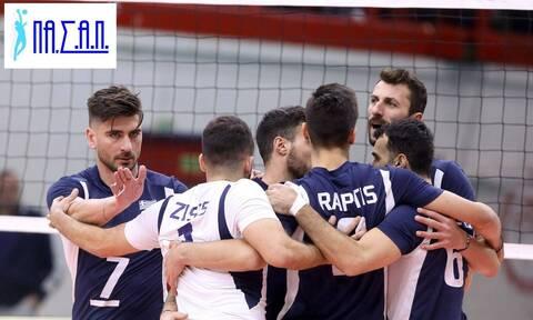 ΠΑΣΑΠ: «Άμεση λύση για επανέναρξη της Volley league Ανδρών»