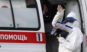 В России число случаев COVID-19 за сутки превысило 21,6 тыс.