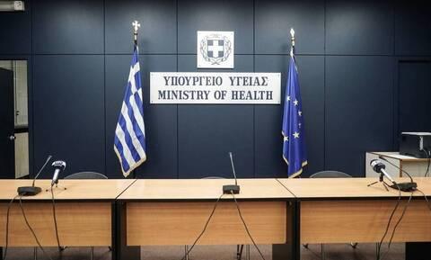 Κορονοϊός - Υπουργείο Υγείας: Δεν υπάρχουν περιστατικά διασωληνωμένων εκτός ΜΕΘ