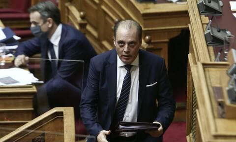 Βελόπουλος: Μπράβο στον κ. Δ. Γιαννακόπουλο για τη δωρεά στο Καστελόριζο