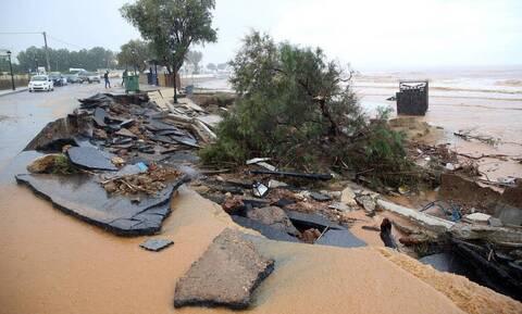 Κακοκαιρία – Κρήτη: Ξεκίνησαν οι αυτοψίες στις πληγείσες περιοχές από τα πλημμυρικά φαινόμενα