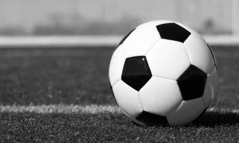 Θλίψη - Έσβησε στα 44 του παλαίμαχος Έλληνας ποδοσφαιριστής