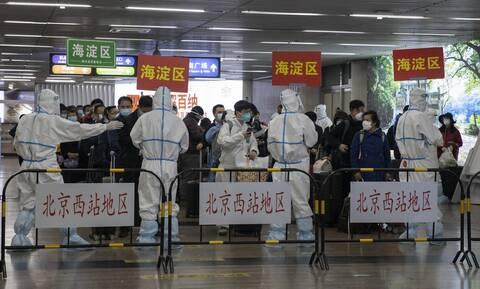 Κορονοϊός: Η Κίνα τα καταφέρνει - Μόλις οχτώ νέα κρούσματα σε 24 ώρες