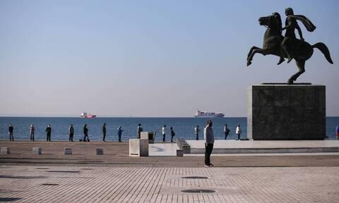 Αυστηρότερο lockdown στη Θεσσαλονίκη: Αυτά είναι τα νέα μέτρα – Δραματικά στοιχεία για τα νοσοκομεία