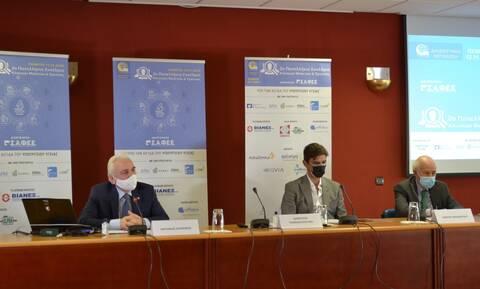 Με μεγάλη επιτυχία ολοκληρώθηκε το 2o Πανελλήνιο Συνέδριο Κλινικών Μελετών & Έρευνας