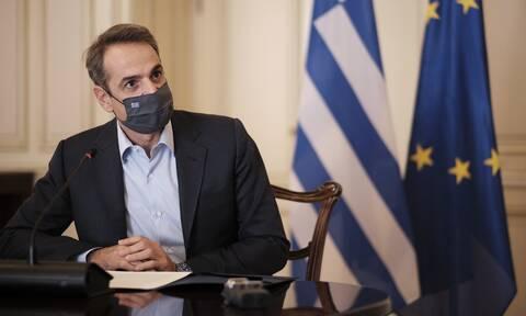 Κορονοϊός - Μητσοτάκης: Δωρεάν για όλους το εμβόλιο - 25 εκατομμύρια δόσεις στην Ελλάδα