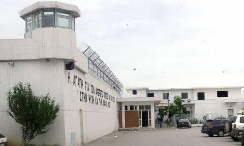 Κορονοϊός: Συναγερμός στις φυλακές Διαβατών - Νεκρός κρατούμενος - Εντοπίστηκαν 108 κρούσματα