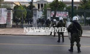 В Греции в годовщину Политехнио запрещены все шествия и собрания