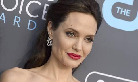 Μας δίχασε αρκετά η πρόσφατη εμφάνιση της Angelina Jolie