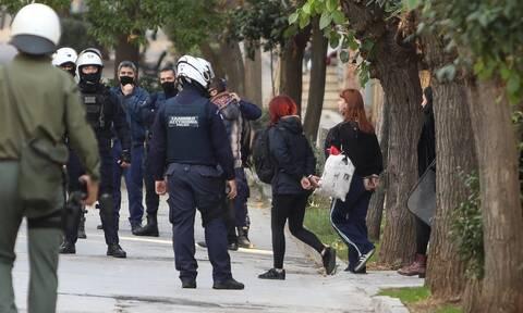 Έφοδος της Αστυνομίας στην Πανεπιστημιούπολη Ζωγράφου