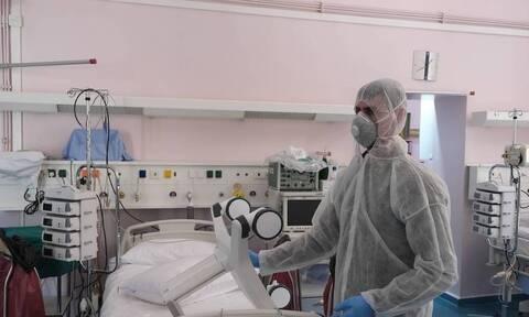 Κορονοϊός - Θεσσαλονίκη: H συγκλονιστική δήλωση 70χρονου ασθενή στη ΜΕΘ του Ιπποκρατείου (vid)