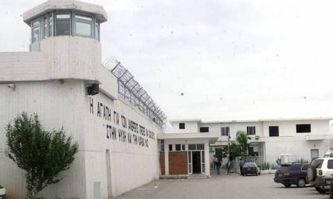 Κορονοϊός: Συναγερμός στις φυλακές Διαβατών - Ένας νεκρός κρατούμενος και 108 κρούσματα