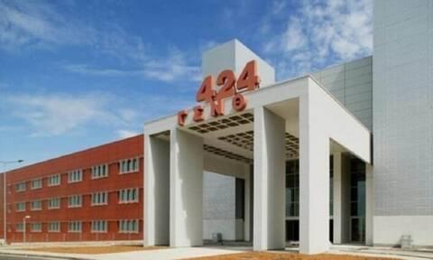 Κορονοϊός: Ανοίγουν τα πυρηνικά καταφύγια του 424 Στρατιωτικού Νοσοκομείου για να βάλουν ασθενείς