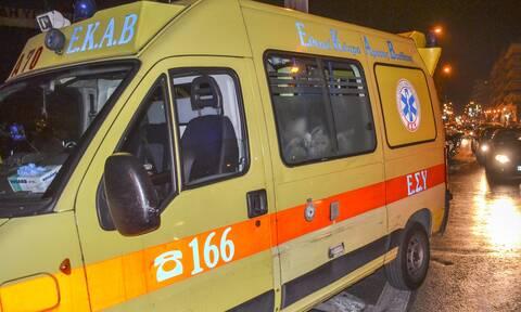 Σοβαρά τροχαίο στην Κρήτη: Τραυματίστηκε 13χρονος που επέβαινε σε ποδήλατο