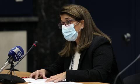 Κορονοϊός - Παπαευαγγέλου: Ενδεχομένως να χρειαστούμε κι άλλα lockdown