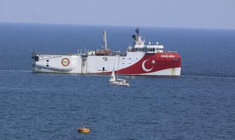 ΕΕ: Πολύ λυπηρή η νέα Νavtex της Τουρκίας που επηρεάζει τις θαλάσσιες ζώνες της Ελλάδας