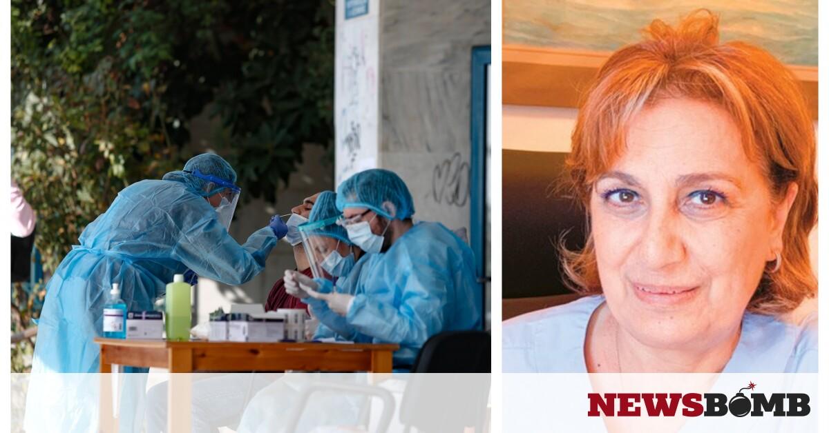 «Καμπανάκι» Κοτανίδου στο Newsbomb.gr: Αυτός είναι ο μεγαλύτερος κίνδυνος – Newsbomb – Ειδησεις