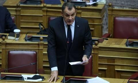 Κορονοϊός: Σε καραντίνα ο υπουργός Εθνικής Άμυνας, Νίκος Παναγιωτόπουλος