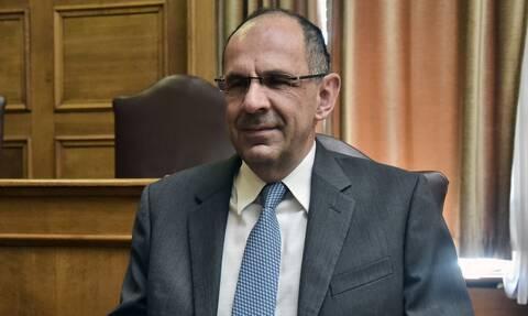 Κορονοϊός – Γεραπετρίτης: Στο τέλος του μήνα θα γίνει επαναξιολόγηση των μέτρων (vid)