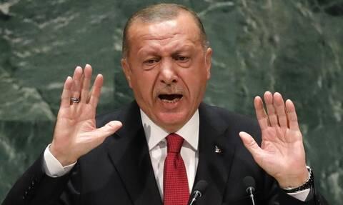 Ερντογάν: Ο ηθικός αυτουργός! Οπλίζει τα χέρια των τζιχαντιστών και καλύπτει «Γκρίζους Λύκους»