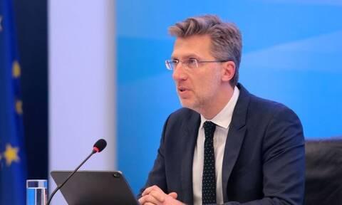 Κορονοϊός – Κυβέρνηση: Η ειδική αποστολή Σκέρτσου στην κρισιμότερη φάση της πανδημίας