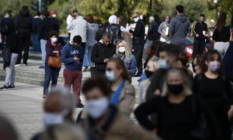 Κορονοϊός: Τα κρούσματα είναι ίσα με τον πληθυσμό της Καλαμάτας - 250 νεκροί σε μόνο 7 ημέρες