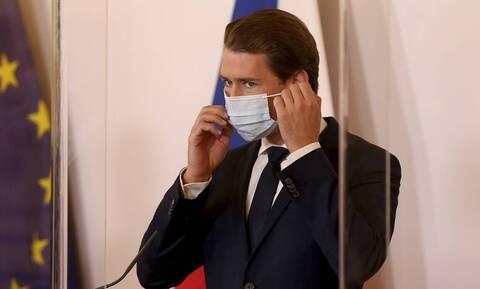 Υπέρ της επιβολής κυρώσεων σε βάρος της Τουρκίας τάσσεται ο Σεμπάστιαν Κουρτς