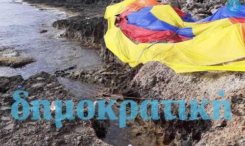 Ρόδος: Μεταφέρεται στην Αγγλία ο 15χρονος που τραυματίστηκε κατά τη διάρκεια parasailing