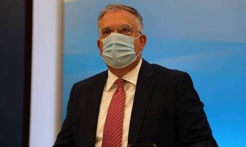 Θεοδωρικάκος: Τουλαχιστον 50% τηλεργασία και όπου υπάρχει δυνατότητα στο ανώτατο όριο