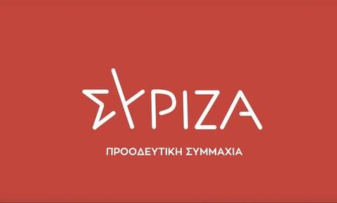 ΣΥΡΙΖΑ: Η κυβέρνηση συνεχίζει ακόμα και τώρα χωρίς κανένα σχέδιο