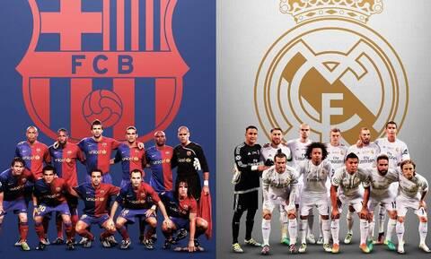 Μπαρτσελόνα ή Ρεάλ Μαδρίτης; Αυτή είναι η κορυφαία ομάδα του 21ου αιώνα!