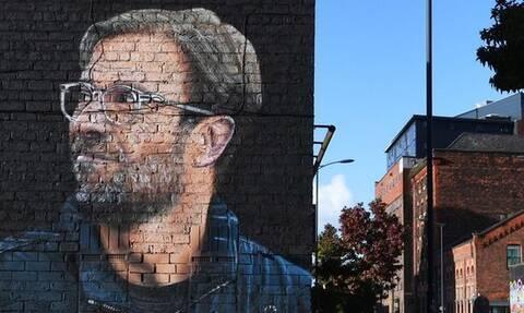 Λίβερπουλ: Χυδαία πράξη – Βανδάλισαν το γκράφιτι του Κλοπ (photo)