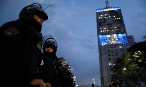 Αργεντινή: Ενισχύονται τα μέτρα ασφαλείας - Πληροφορίες για επίθεση εναντίον «εβραϊκού στόχου»