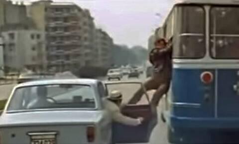 Το τρομερό ανθρωποκυνηγητό στο κέντρο της Αθήνας