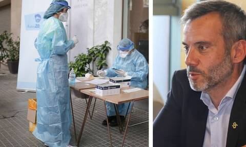 Κορονοϊός - Ζέρβας στο Newsbomb.gr: Νοσοκομείο η Helexpo ως ύστατη λύση