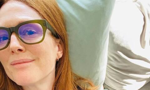 Julianne Moore: Το σπίτι της είναι μοντέρνο και ξεχωριστό