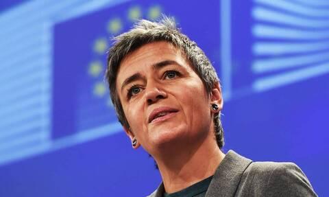 ΕΕ-κορονοϊός: Σε αυτοαπομόνωση η Επίτροπος Βεστάγκερ επειδή ήρθε σε επαφή με κρούσμα