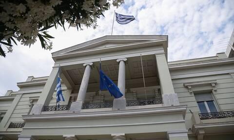 Greek Foreign Ministry on Turkish President Ergodan's visit to Varosha